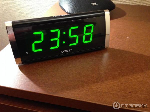 5f4fd43a5fdd Отзыв о Электронные часы VST Led Alarm oclock VST 730-2 | Часы ...