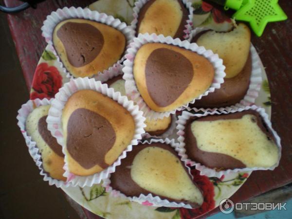 Рецепт кексов в бумажных формочках пошагово