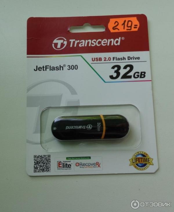 Transcend flash drive recovery