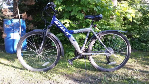 Ремонт велосипеда стелс навигатор 800 своими руками 45