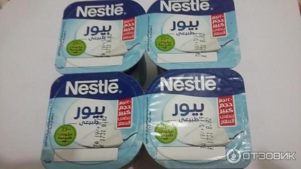 nestle yogurt executive summary