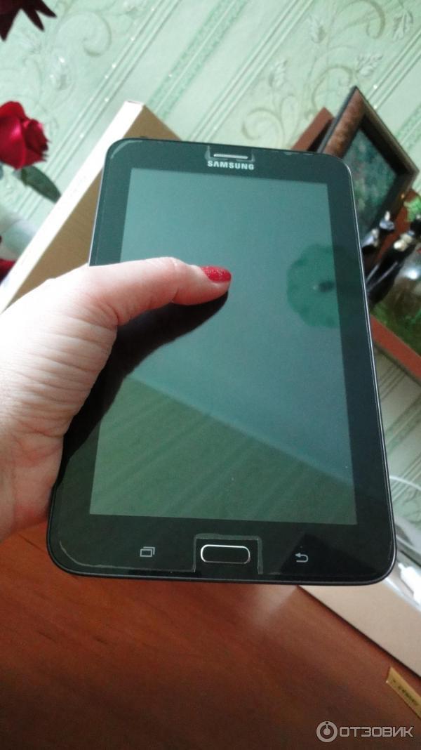 Планшет Samsung Galaxy Tab 3 Lite SM-T116 фото
