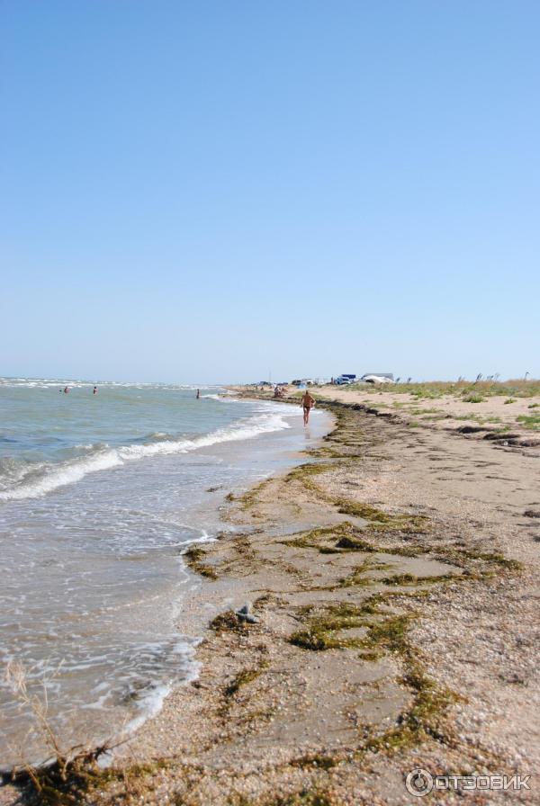геническая горка фото пляжа наш