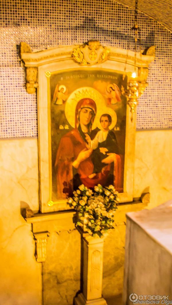 Влахернская церковь Богородицы (Турция, Стамбул) фото