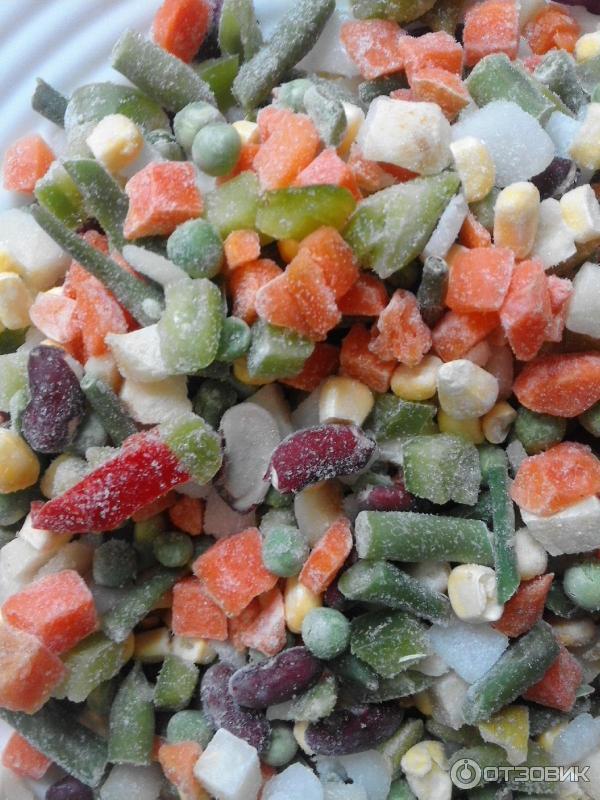 замороженные овощи с фото и названиями расширяют кругозор