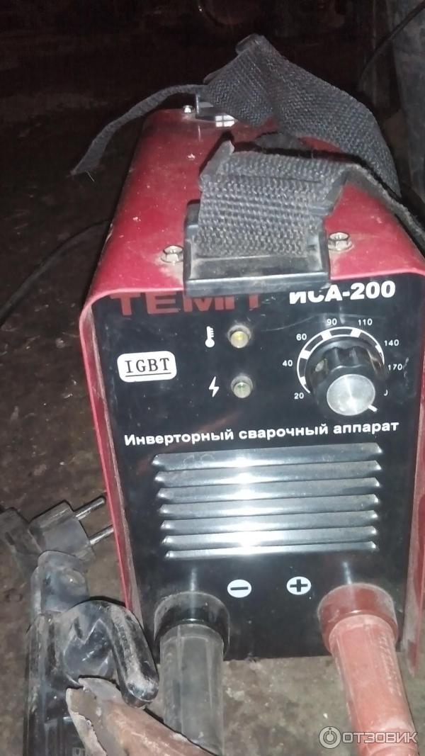 Схема сварочного инвертора темп иса 200 ed1011005b