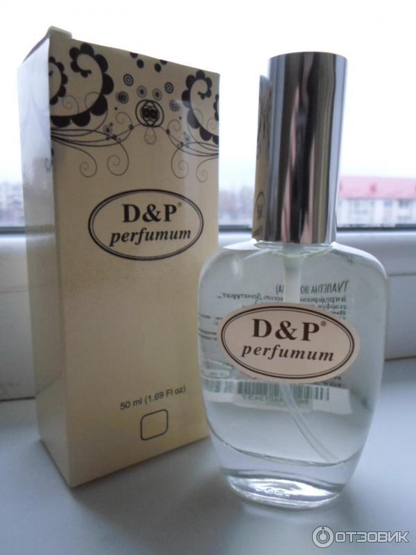 отзыв о туалетная вода Dp Perfumum двоякое впечатление