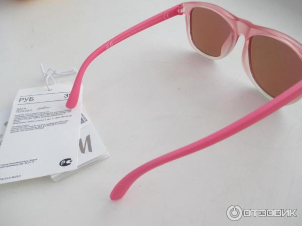 Отзыв о Детские солнцезащитные очки H M  60877fff6136c
