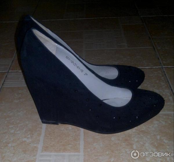 2c876ae79 Отзыв о Туфли женские Calipso | Красивые и удобные туфли на танкетке.