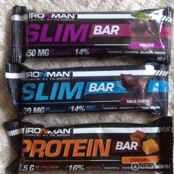 Как похудеть на протеиновых батончиках