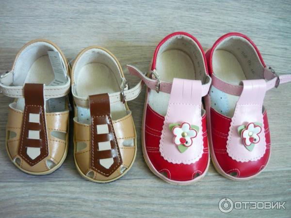 47b3c9e8a Отзыв о Детская обувь Триумф