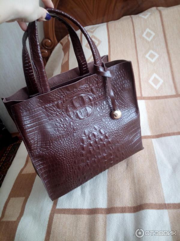 733dc4064727 Отзыв о Bonvida.ru - интернет-магазин сумок и аксессуаров | Моя ...