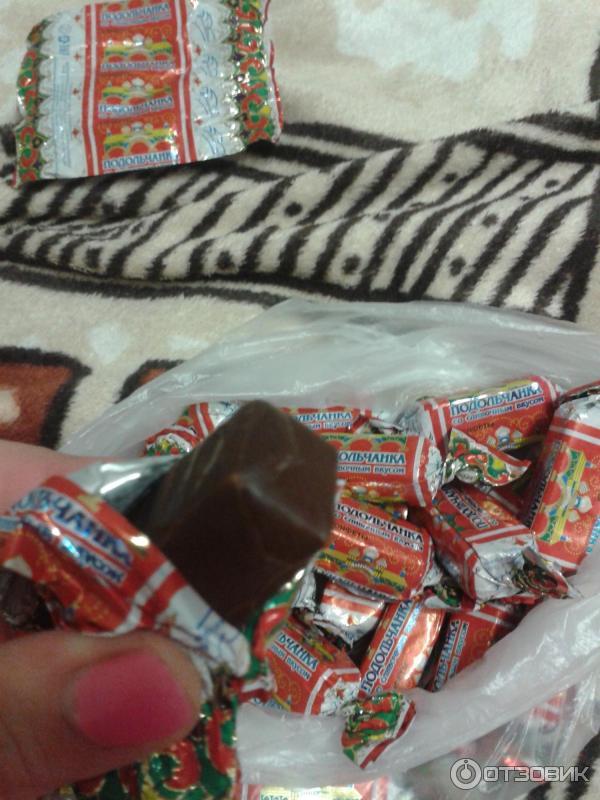 фантик конфеты подольчанка фото собственному совершеннолетию эта
