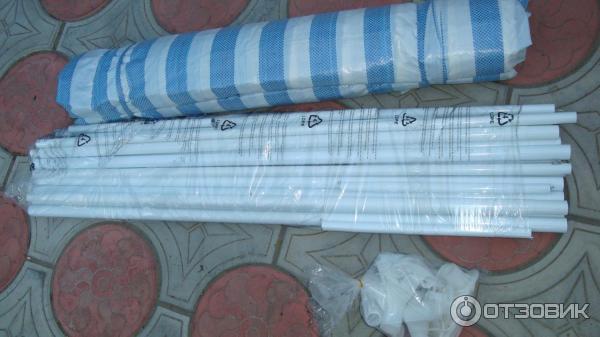 Тент с москитным сетками FSC015 PE (Касторама.) фото