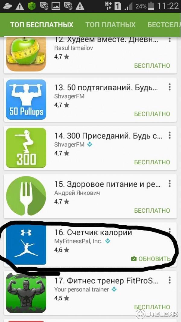Приложения На Андроид Для Похудения.