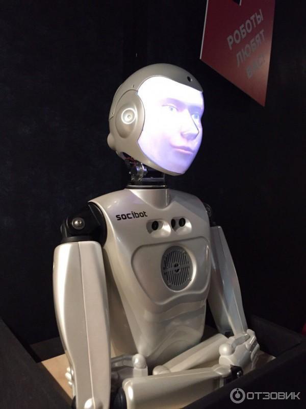 Бал роботов спб где найти фото