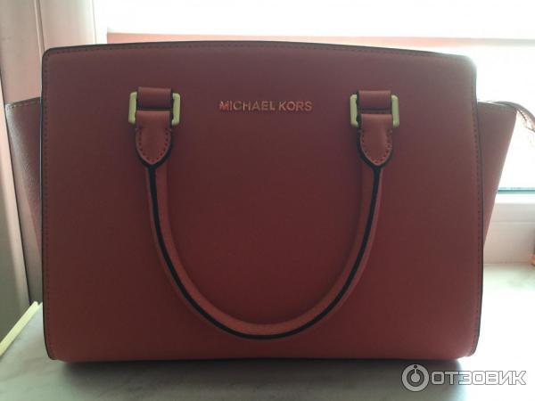 cfa86525f5d6 Отзыв о Сумка женская Michael Kors   Одна из лучших сумок в моем ...