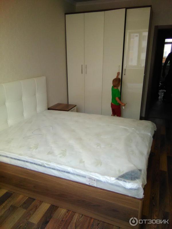 отзыв о модульная спальня шатура мебель Rimini Bosco стильная