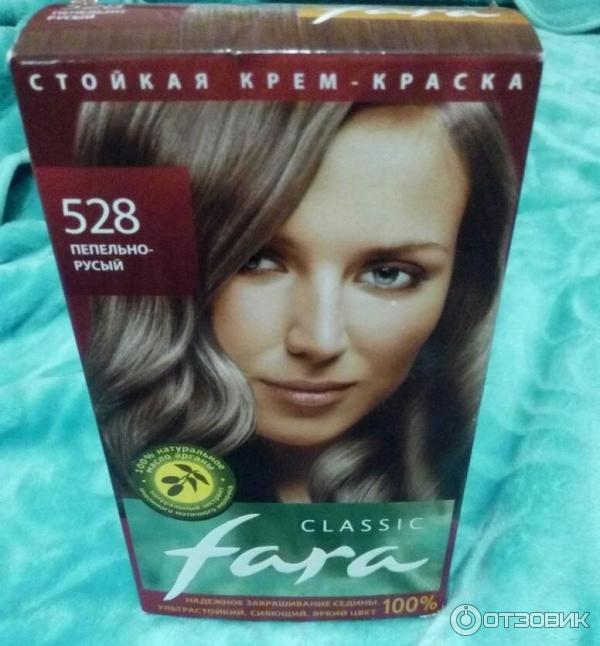 Лучшая краска для волос пепельно русый фото