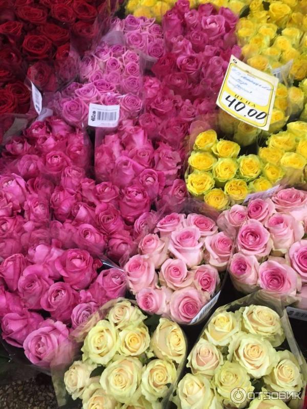 Магазины цветов, оптом цветы в город москва рижская