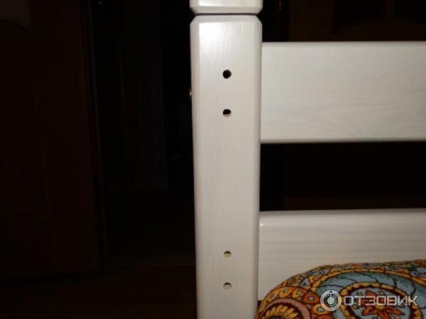 отзыв о детская кровать мебель град соня неплохой вариант но