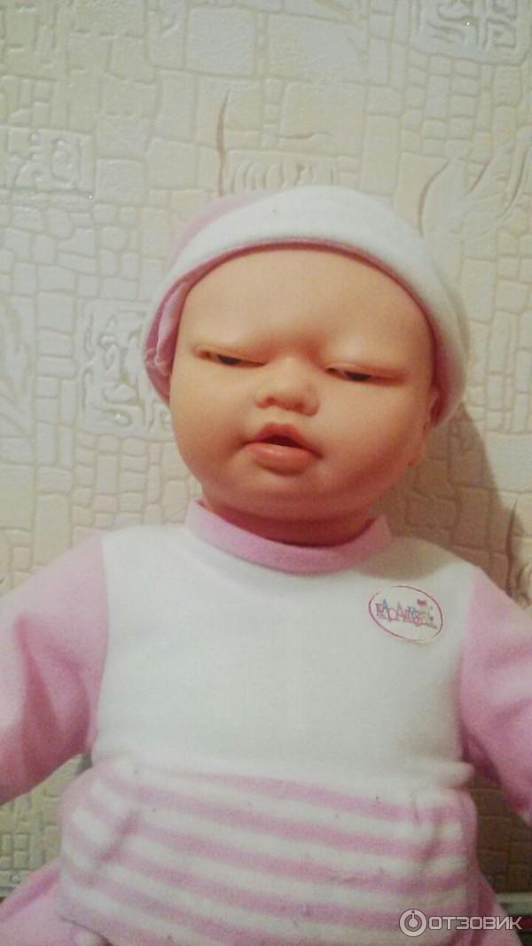 Кукла с мимикой лица