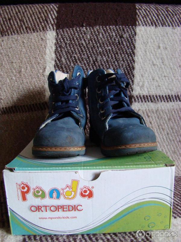c90eeadd7 Отзыв о Детская ортопедическая обувь Panda   Очень классный ...