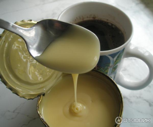 Картинка сгущенка и чай
