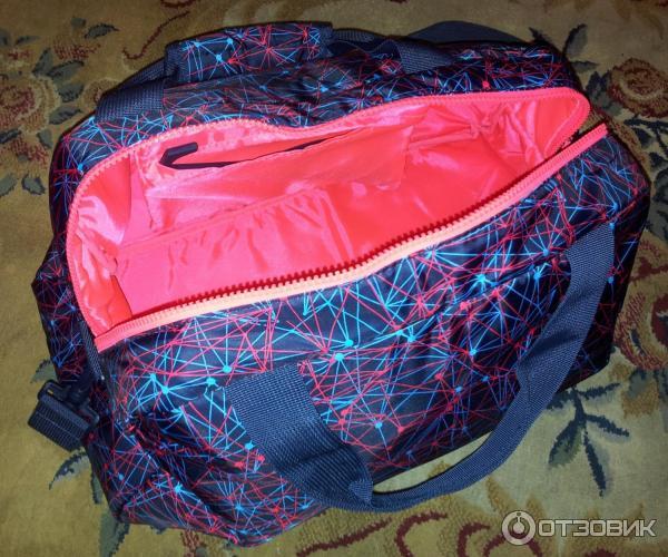 108f3296 Отзыв о Спортивная сумка Demix | Сумка для фитнеса