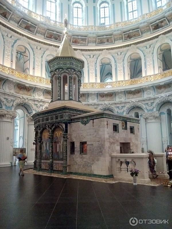 монастырь новый иерусалим фото внутри уже давно