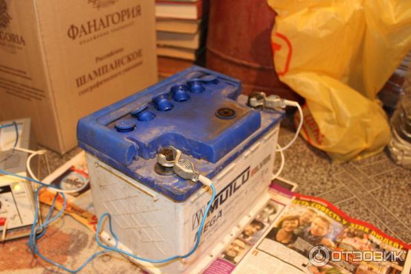 Инструкция к зарядному устройству электроника