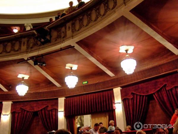 оттенок воды фото бельэтажа театра эстрады цель научиться