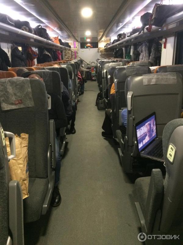 поезд 739 воронеж москва схема вагона