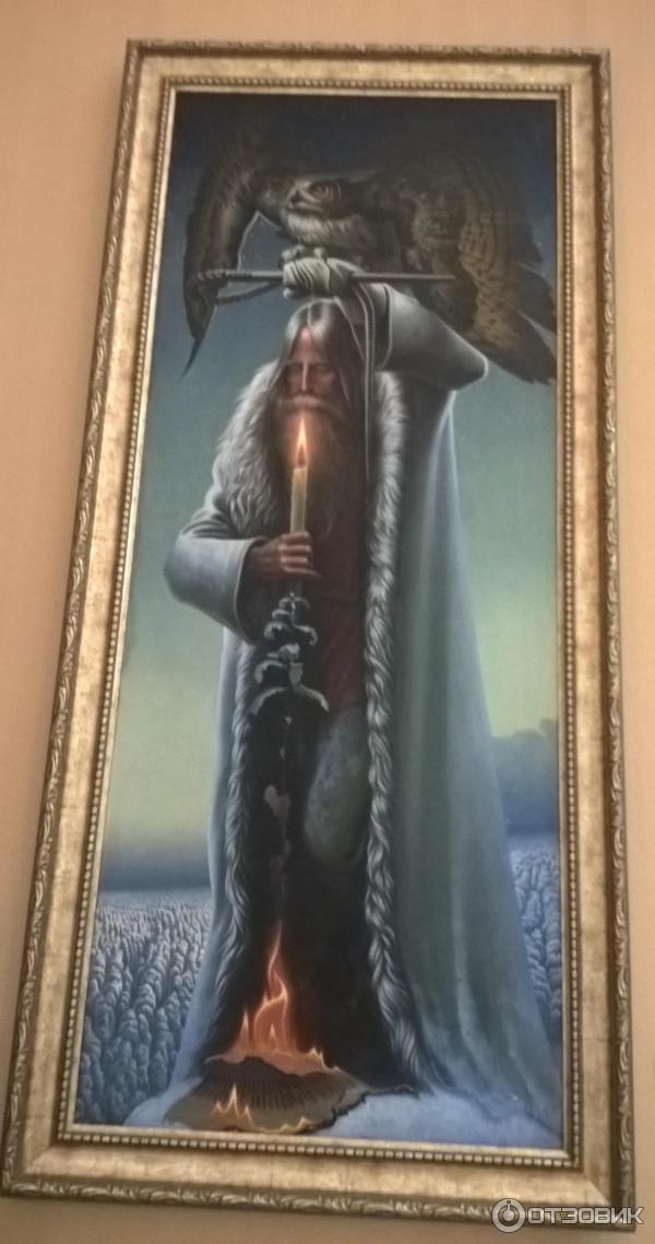 Постер картины васильева
