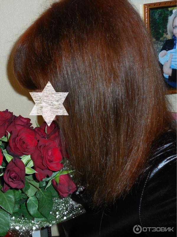 окрашивание волос хной с басмой фото упражнение