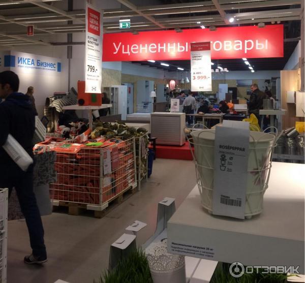 отзыв о сеть мебельных гипермаркетов Ikea покупаем там почти все