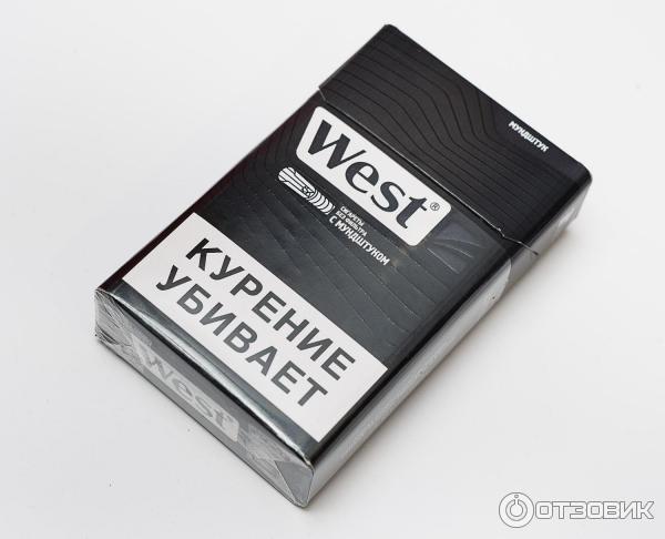 West черный сигареты купить купить сигареты в рязани дешево