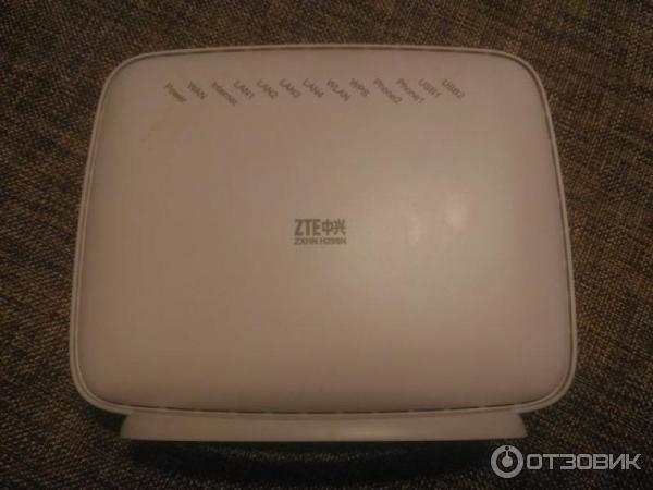 Отзыв о Wi-Fi роутер ZTE ZXHN-H298N | Достойный аппарат