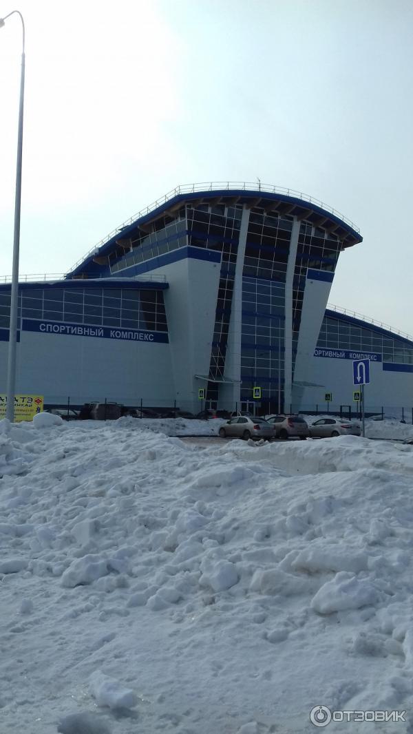 спорткомплекс газпром москва фото грози южному централу