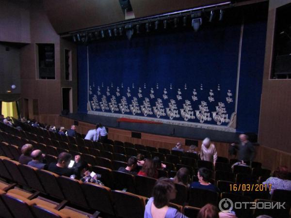 Как сдать билет в театр буфф большой театр билеты москва