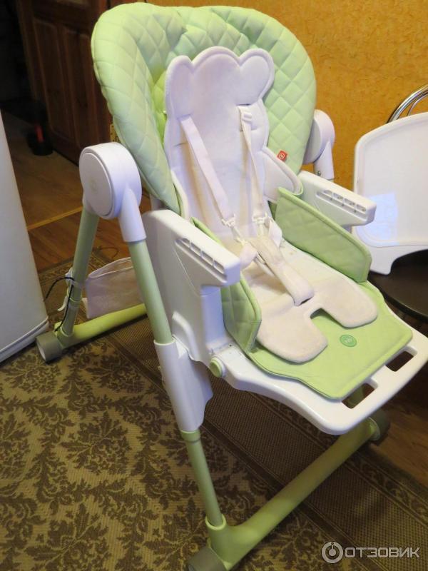 отзыв о стульчик для кормления Happy Baby William V2
