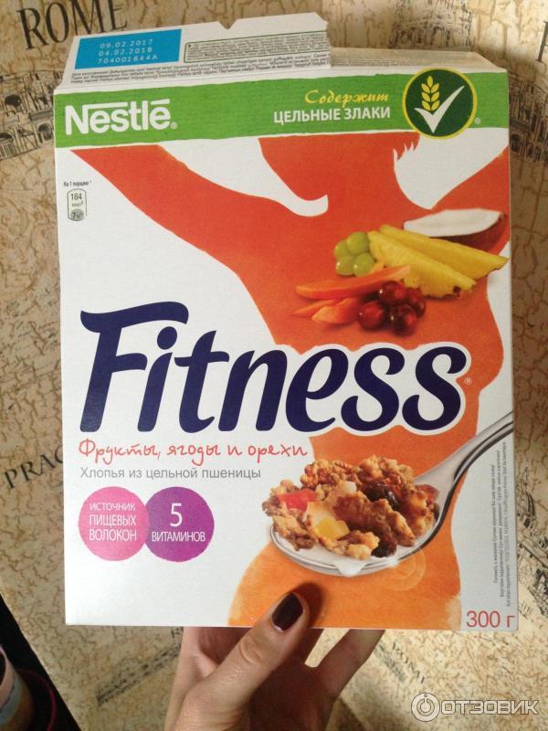 Похудеть на хлопьях фитнес