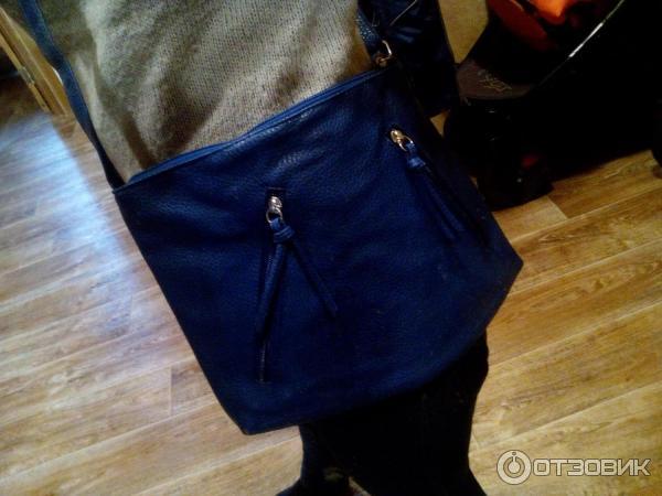 e12b59654db6 Отзыв о Женская сумка Avon   Сумка с обилием кармашков!