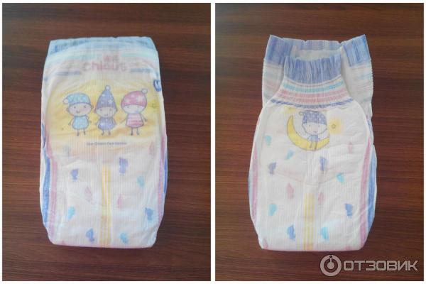 b45bd0ff6fc9 Отзыв о Подгузники одноразовые Chiaus Premium Soft   Cotton ...