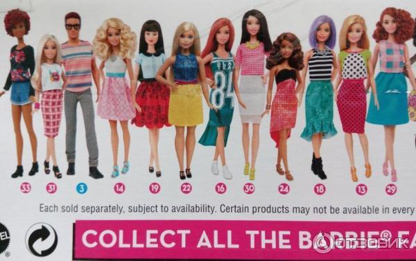 Барби новый вид кукол книги автора гарри поттера
