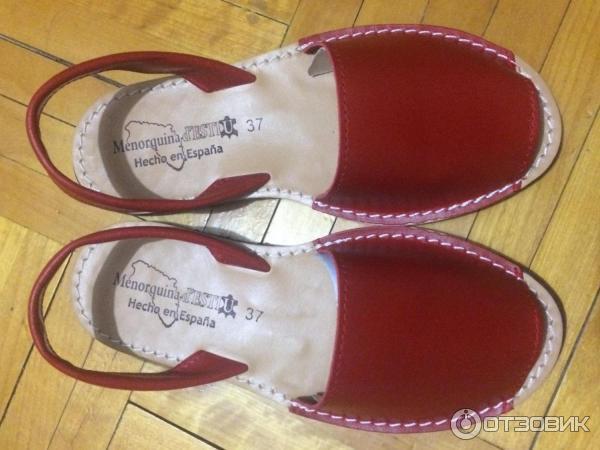 4dda3e465 Отзыв о Испанская обувь абаркасы Ibicenca   Потрясающе удобные ...