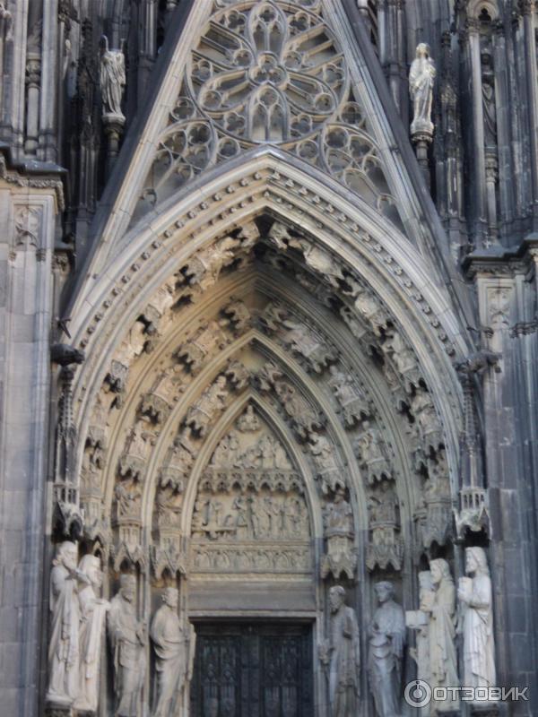 Кельнский собор (Германия, Кельн) фото