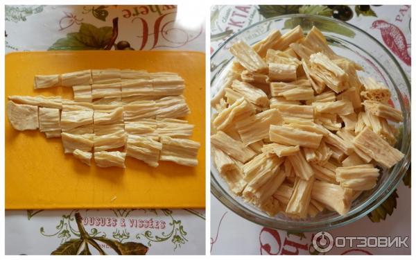 Фучжу по-корейски - рецепт пошаговый с фото