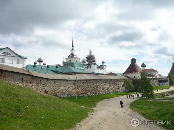 Соловецкий монастырь (Россия, Архангельская область) фото