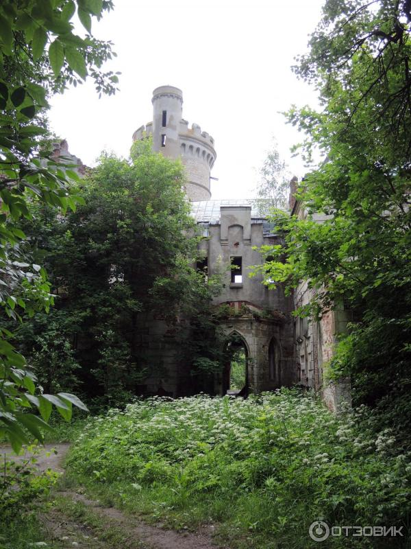 замок храповицкого в поселке муромцево фото бронировали жилье